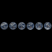 Shifting seasons viewed from DSCOVR