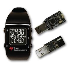 TI Chronos eZ430 915Mhz