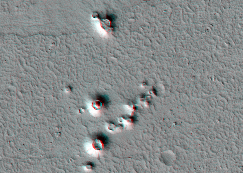 Possible rafted lava crust in Tartarus Colles