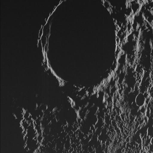 Kandinsky crater, Mercury