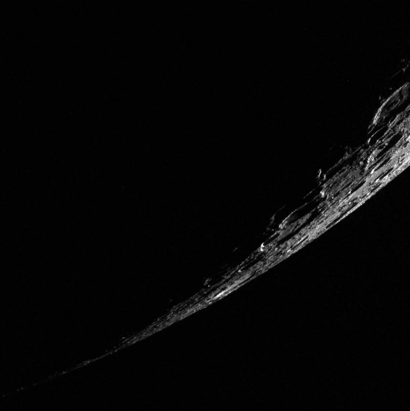 Mercury's Edge
