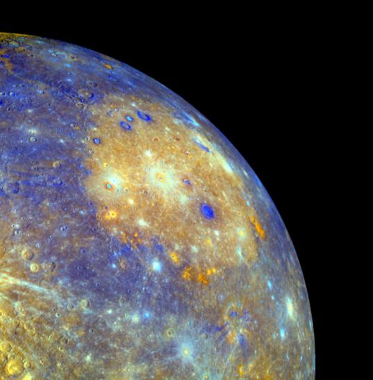 Mercury's Caloris basin