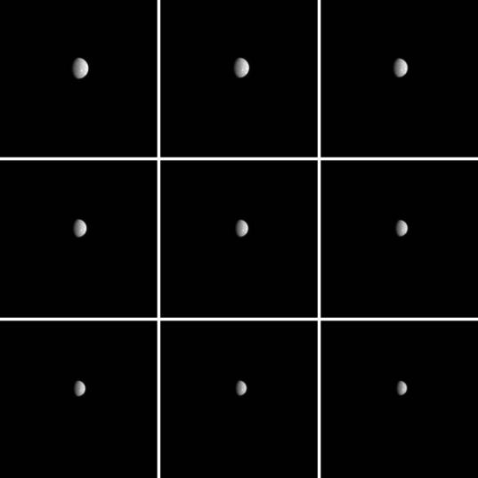 MESSENGER departs Mercury