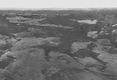Standing on Venus with Venera 10