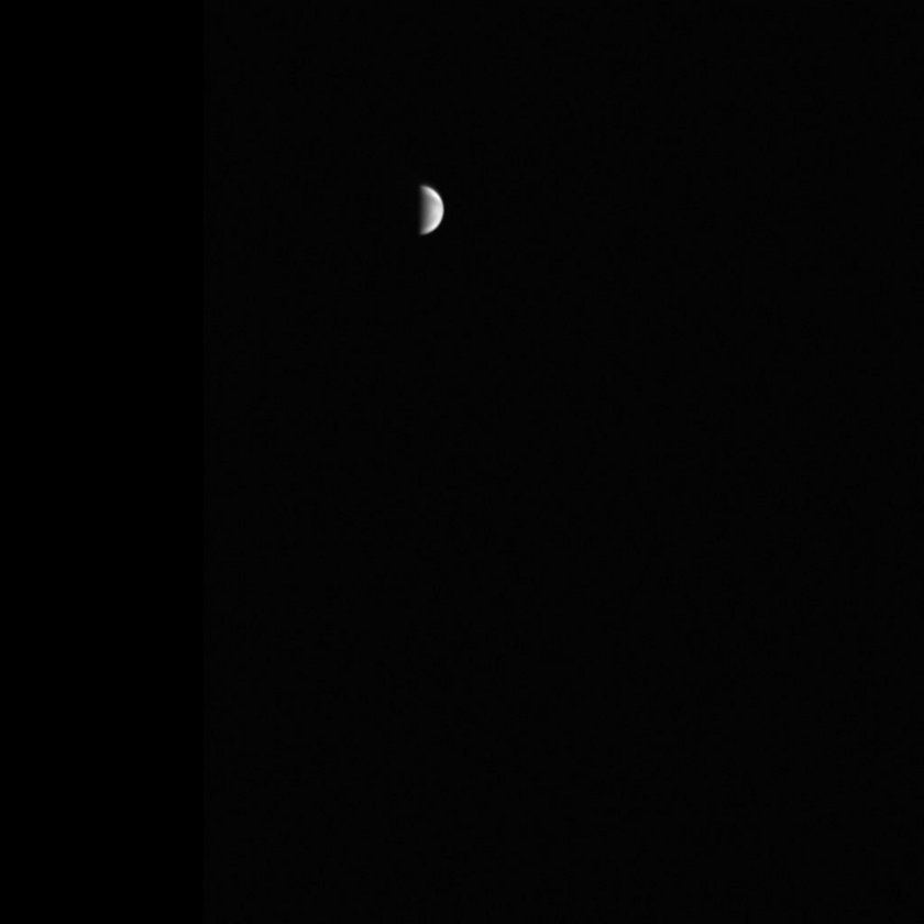 Venus in the ultraviolet from Akatsuki, December 1, 2015