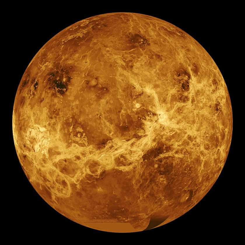 Venus from Magellan