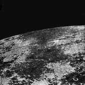 Zond 6 image of Earth