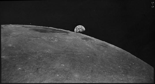 Zond 8 Earthset photo