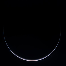 Crescent Earth