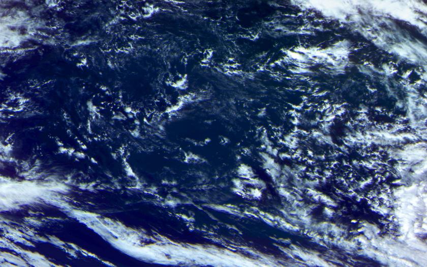 Indian Ocean from Elektro-L