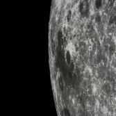 Mare Marginis on the Moon from Chang'e 5 T1