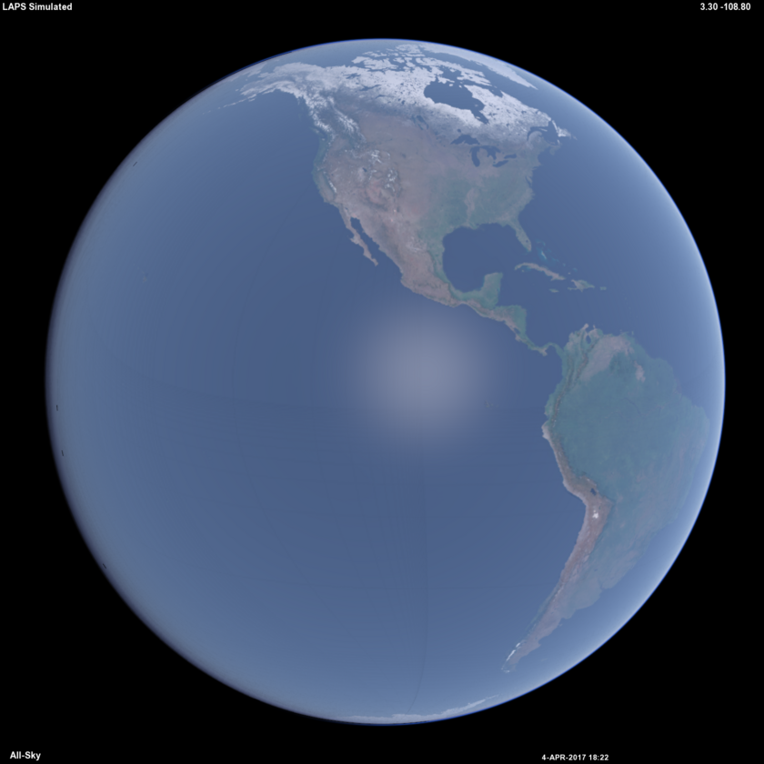Rendering Earth