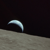 Apollo 17 Earthrise
