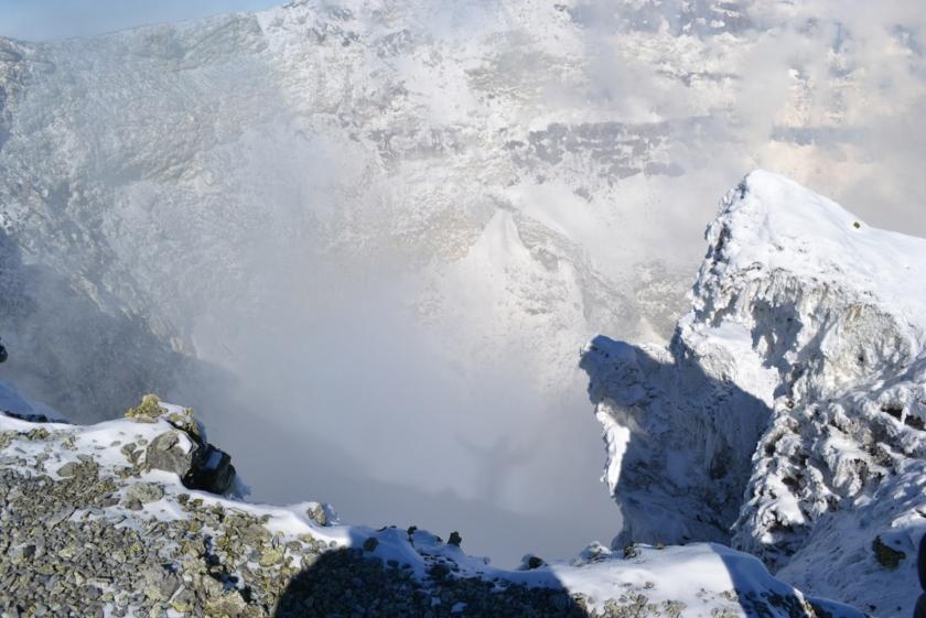 Mount Erebus, Antarctica