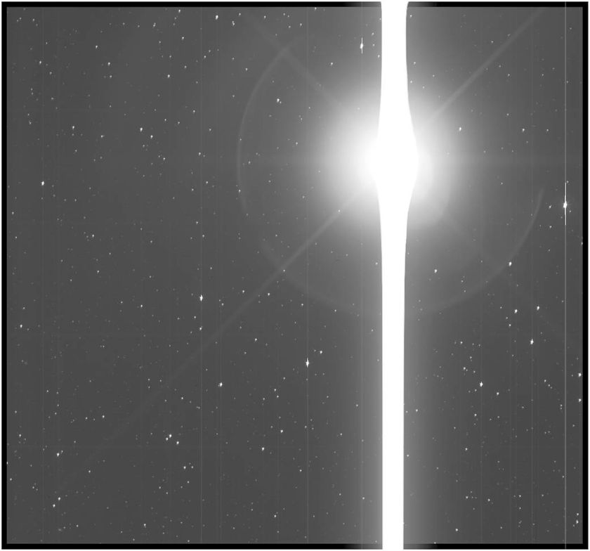 Earth viewed by the Kepler Space Telescope