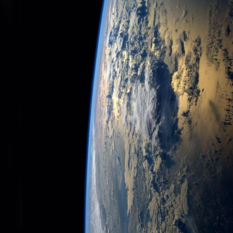 Then & Now: Earth views