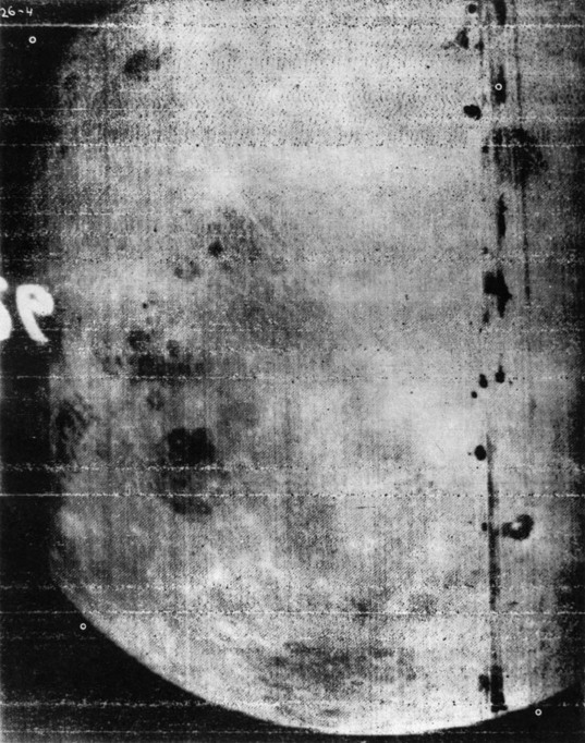 First View of the Lunar Far Side
