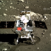 Yutu safely deployed!