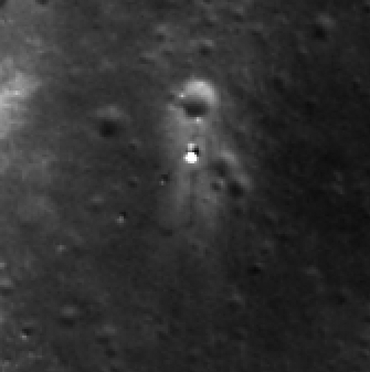Chang'e 3 and Yutu on the Moon on their third lunar day