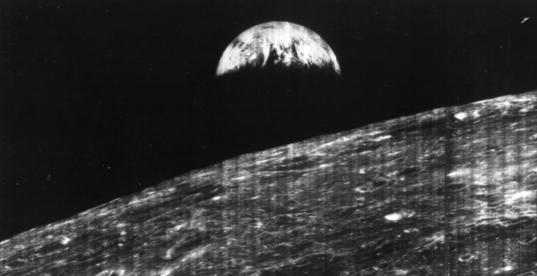 Original version of the Lunar Orbiter 1