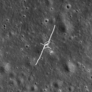 Lunokhod 2 tracks and panorama locations