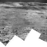 Surveyor 7 panorama