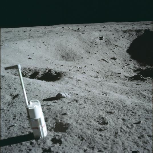ALSCC on the lunar surface