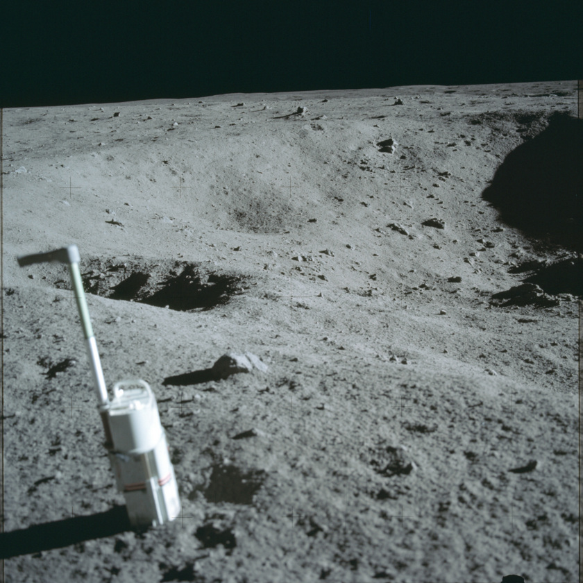 ALSCC on the lunar surface