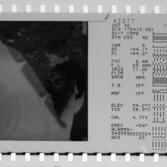 The lunar surface surrounding Surveyor 7