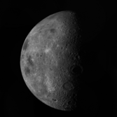 The Moon from Mariner 10