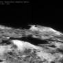 Palomar Observatory Adaptive Optics image of Cabeus after LCROSS impact