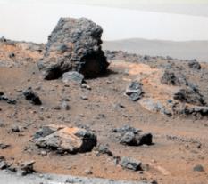 Trailbreaker, Opportunity sol 2702 (3D)