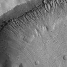 Martian gullies