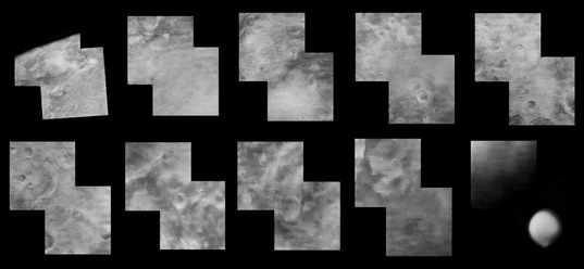 The Mariner 4 image catalog