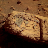 Chocolate Hills, Opportunity sol 2147
