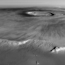 Martian Mountainside