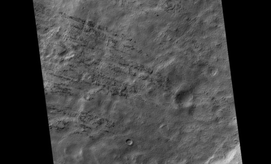 Debris in the Mars-3 landing ellipse