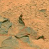 Teeny Little Bigfoot on Mars