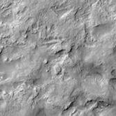 HiRISE view of Curiosity near Dingo Gap, sol 538