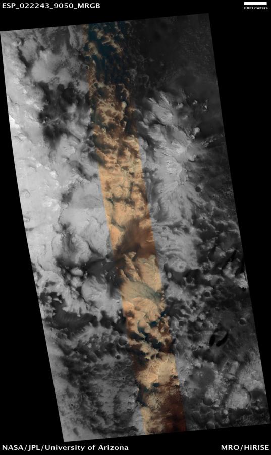 Horowitz Crater
