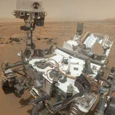 Before & after: Curiosity at Rocknest and the Kimberley