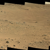 View into Hidden Valley, Curiosity sol 703