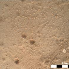 Wernecke, Curiosity sol 169