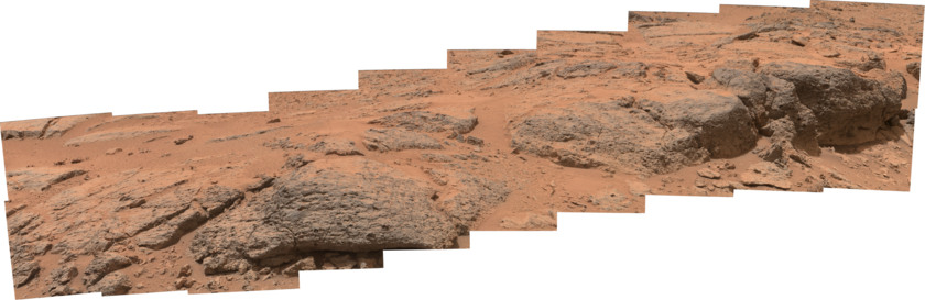 Point Lake, Curiosity sol 302