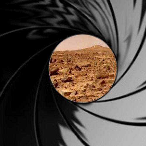 007: Mars edition