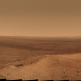 MER-B Opportunity Cape Tribulation Summit Panorama