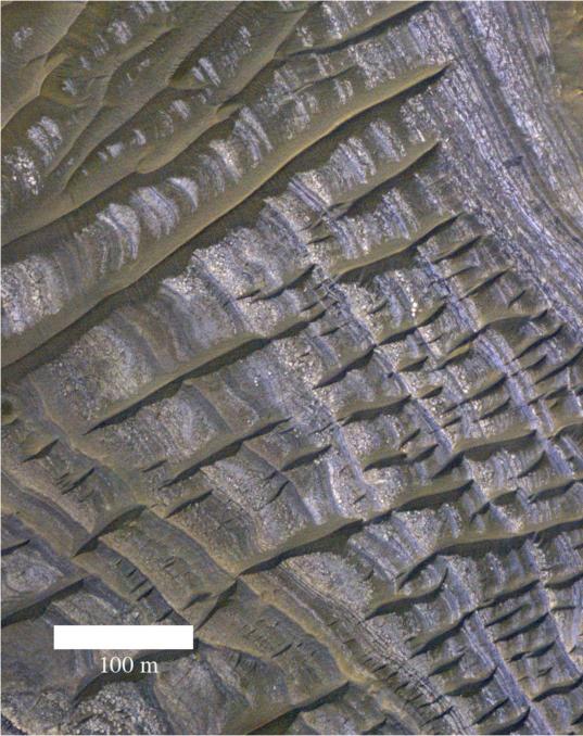 Transverse Aeolian Ridges