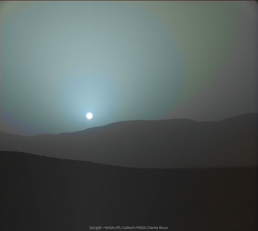 NASA / JPL-Caltech / MSSS / Damia Bouic