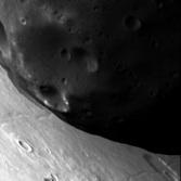 Phobos from Mars Express HRSC SRC