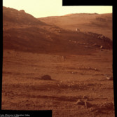 Opportunity Sol 4087: Afternoon in Marathon Valley